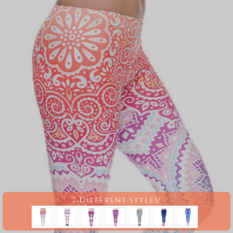Trendy Leggings - 7 Styles To Choose From!