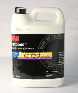 3M CONTACT GLUE FAST BOND (1 GAL)