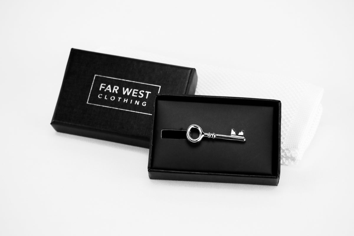 KEY TO THE KINGDOM TIE BAR