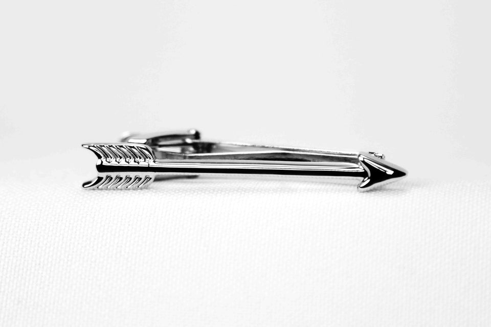 STRAIGHT & ARROW TIE BAR