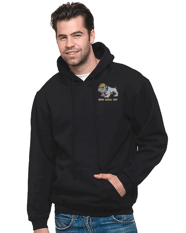 Union Made Hooded Sweatshirt