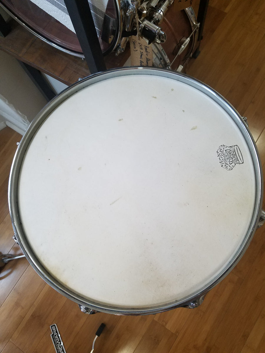 "Kentville Drums 14"" Medium Kangaroo Hide Drumhead"