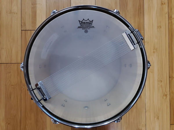 "Snares - Solid Drums Switzerland 7x12 ""The Twelve"" Tulip Snare Drum"