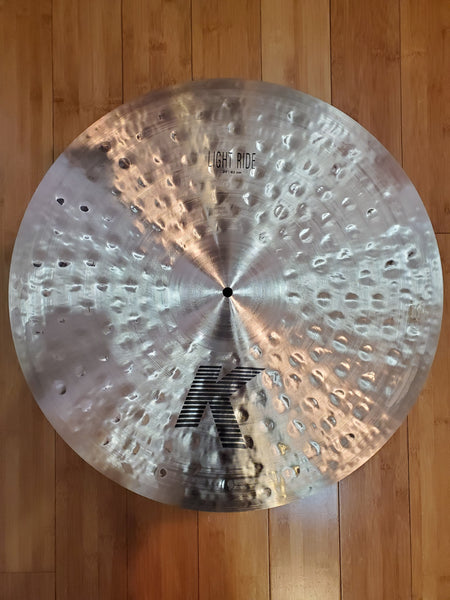"Cymbals - Zildjian 24"" K Zildjian Light Ride"