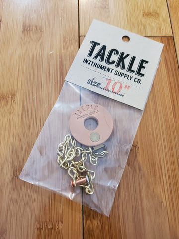 "Accessories - Tackle Instruments 10"" Sizzle Chain"