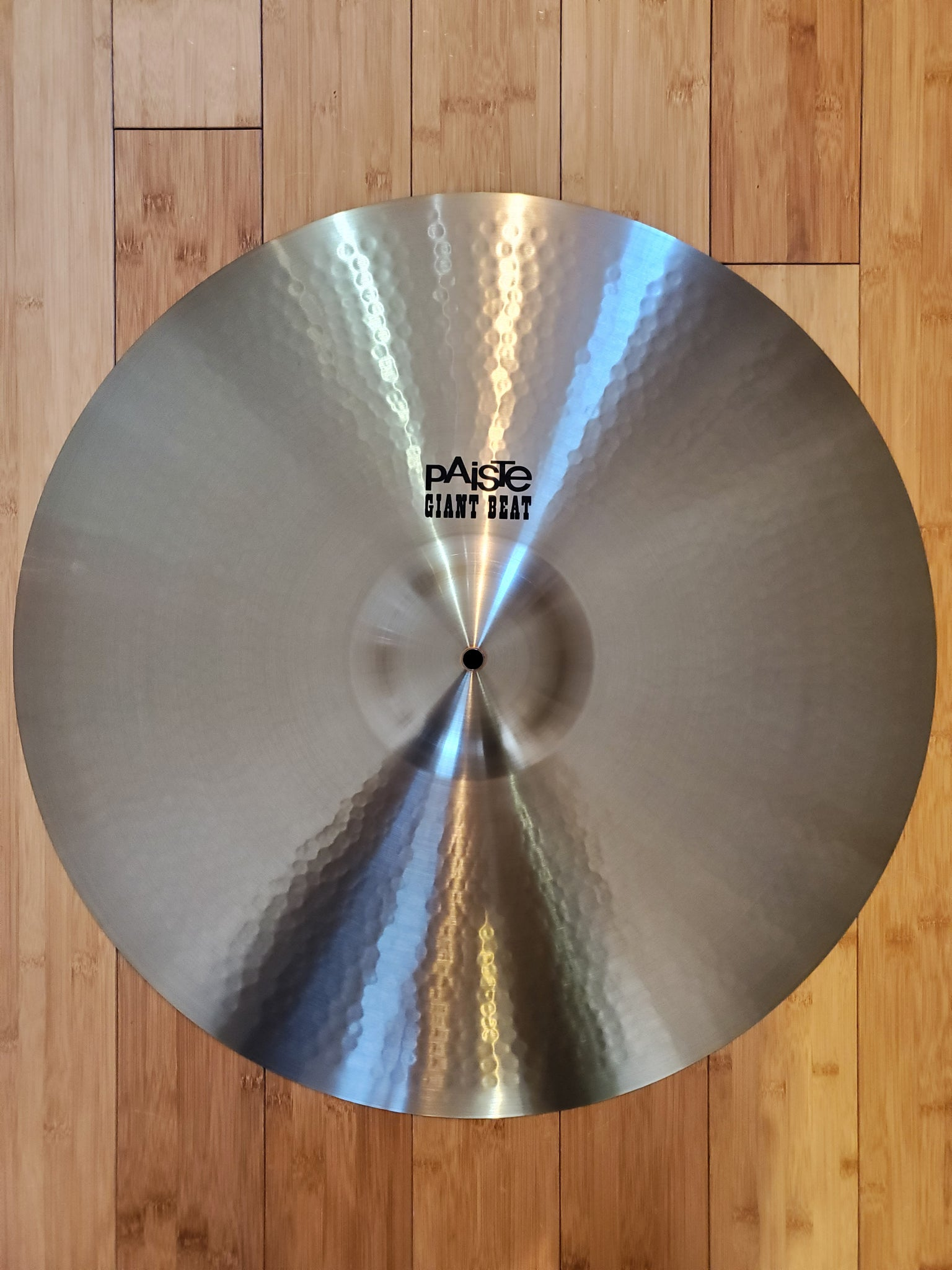 "Cymbals - Paiste 24"" Giant Beat Ride"