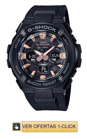Casio g-shock con diamantes