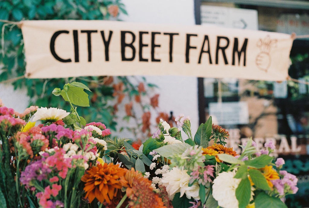Banner image of City Beets marget