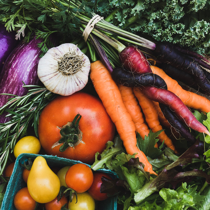2021 CSA Veggie Box: One Payment