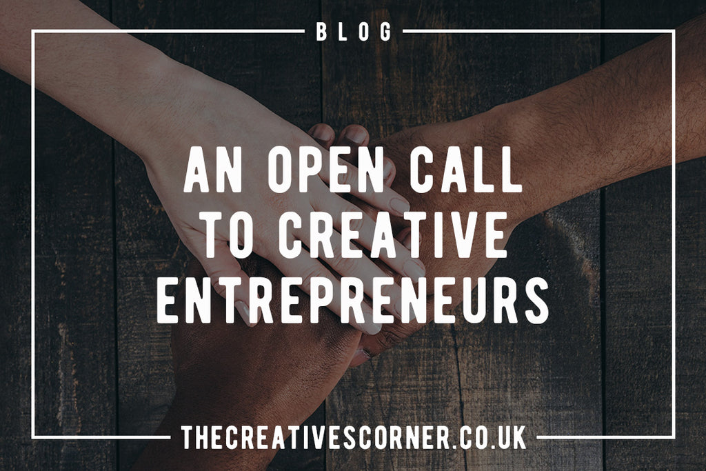 An Open Call to Creative Entrepreneurs