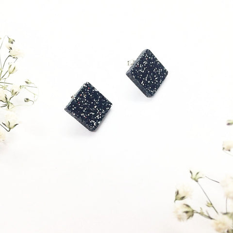 Diamond Starry Night Studs