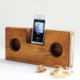 Wireless Wooden Amplifier