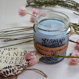 Hand Poured Candle 'Night Blooming Jasmine' by Anna Palamar Designs