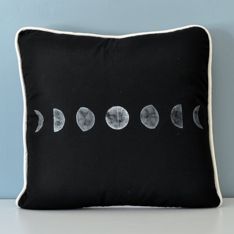 Moon Phase Cushion Cover