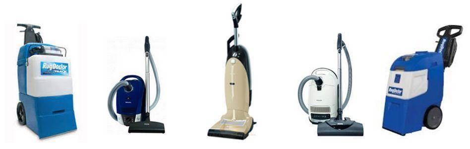 Green Vacuum Cleaners