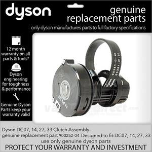 Dyson DC07 Replacement Parts
