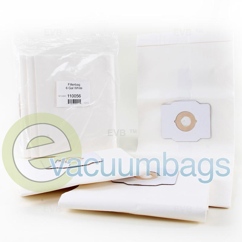 Central Vac Paper Vacuum  Bags 3 Pack   110056 06-2430-08