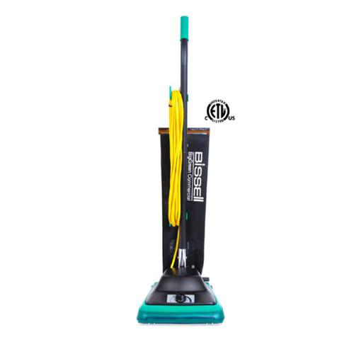 "Bissell BigGreen Commercial ProTough 12"" Upright Vacuum"