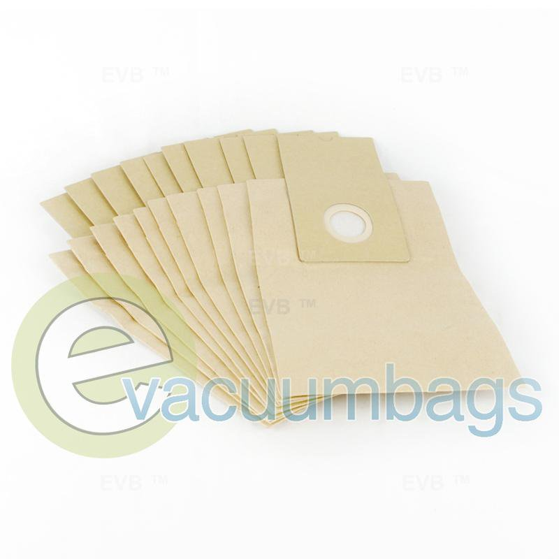 Minuteman MPV C37115-14 and DC18 Upright Paper Vacuum Bags by Hako 10 Pack  137003 137003