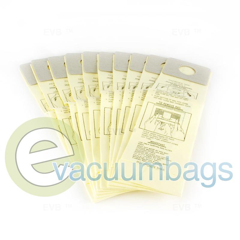 NSS Bandit Pacer 12 and DC16 Paper Vacuum Bags 10 Pack  16-006-1 14-2409-07