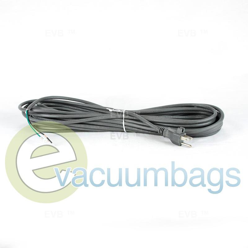 Fit All 50' 17-3 Wire SJT Vacuum Power Cord 1 pc.  14-5312-24 14-5312-24
