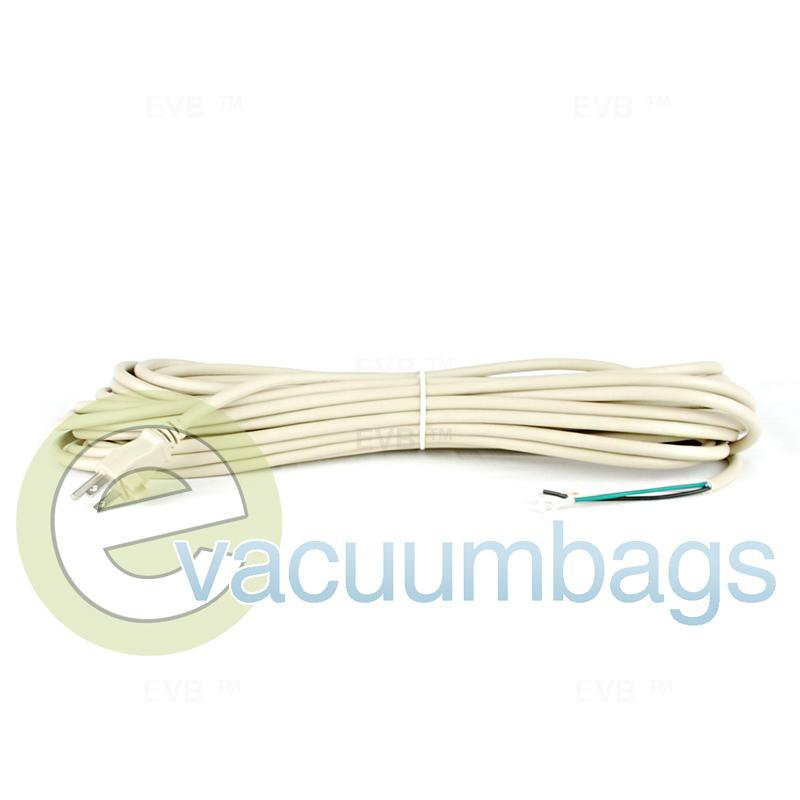 Fit All Heavy Duty 50' 18-3 Commercial Vacuum Power Cord 1 pc.  14-5322-22 14-5322-22