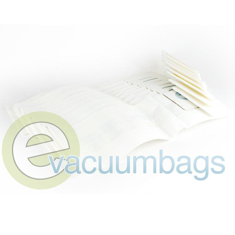 NSS Pacer 14 UE Upright Paper Vacuum Bags 10 Pack  14-9-0011 1490011