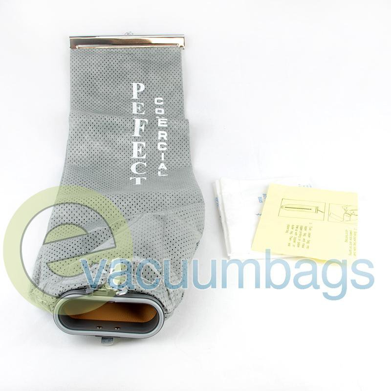 Titan Dual-Zip Commercial  Cloth Vacuum Bag 1 Outer Cloth Bag + 1 Paper Bag  17-2212-26 17-2212-26