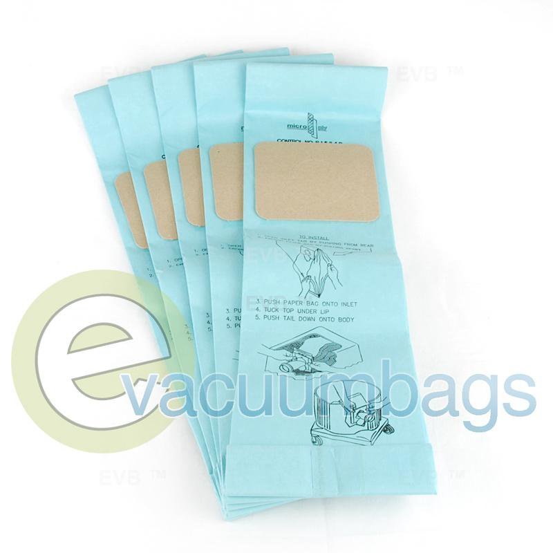 Mastercraft P101 Backpack Paper Vacuum Bags 5 Pack  315842 315842