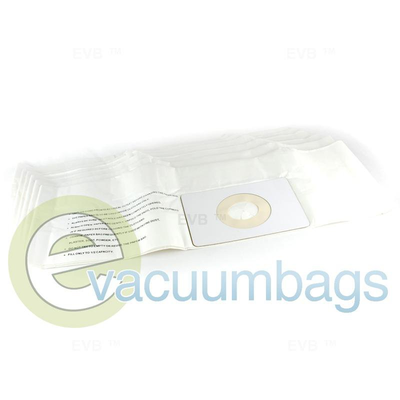 NSS Pacer 30 Wide-Area Commercial Paper Vacuum Bags 6 Pack  3190791 3190791