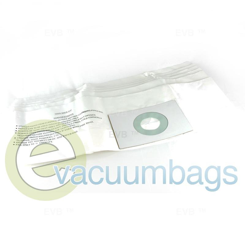 NSS Pacer 30 Wide-Area Paper Vacuum Bags 6 Pack  32-082-1 LISTING NEEDS TO BE CHECKED DO NOT MAKE LIVE! 32-082-1