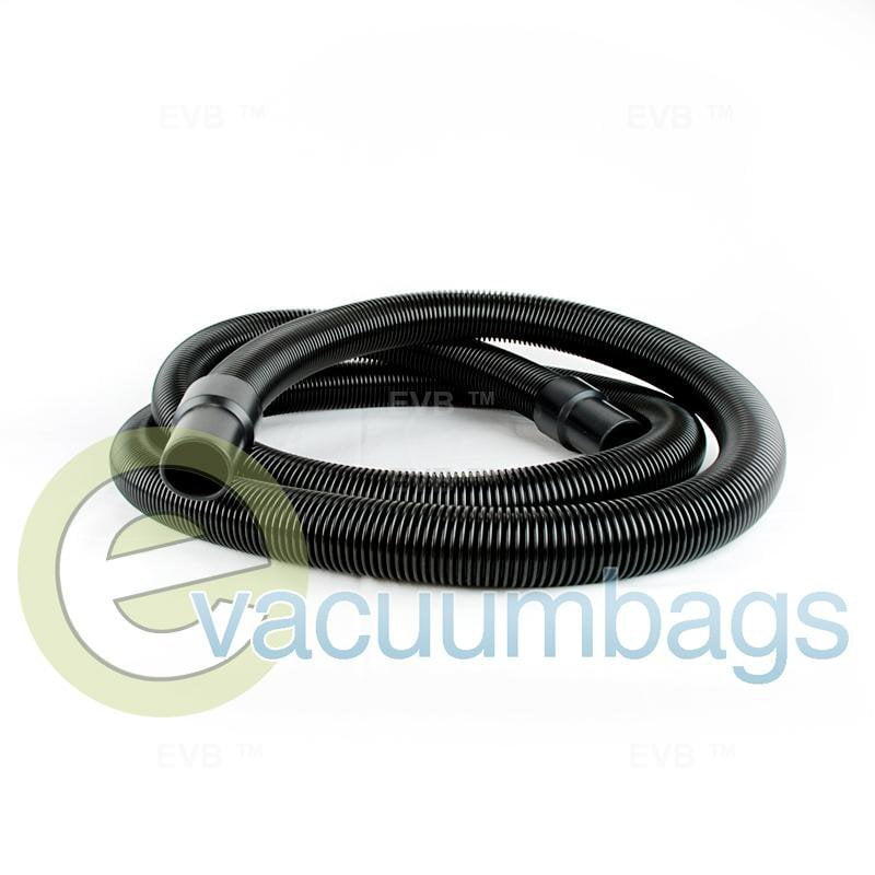 Fit All 1 1/2 X 10' Crushproof Vacuum Hose with Cuffs 1 pc.  15TVBK10 32-1222-25