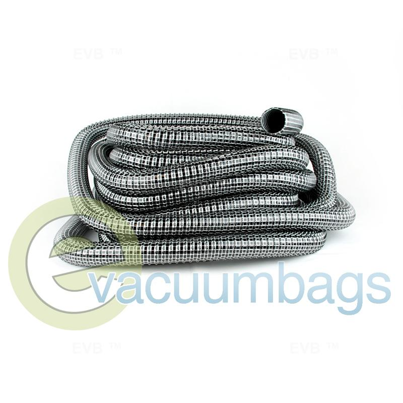 "Vac-U-Flex 1.25"" X 50' Black Vinyl Wire Reinforced Vacuum Hose 1 pc.  035401250429 32-1247-67"