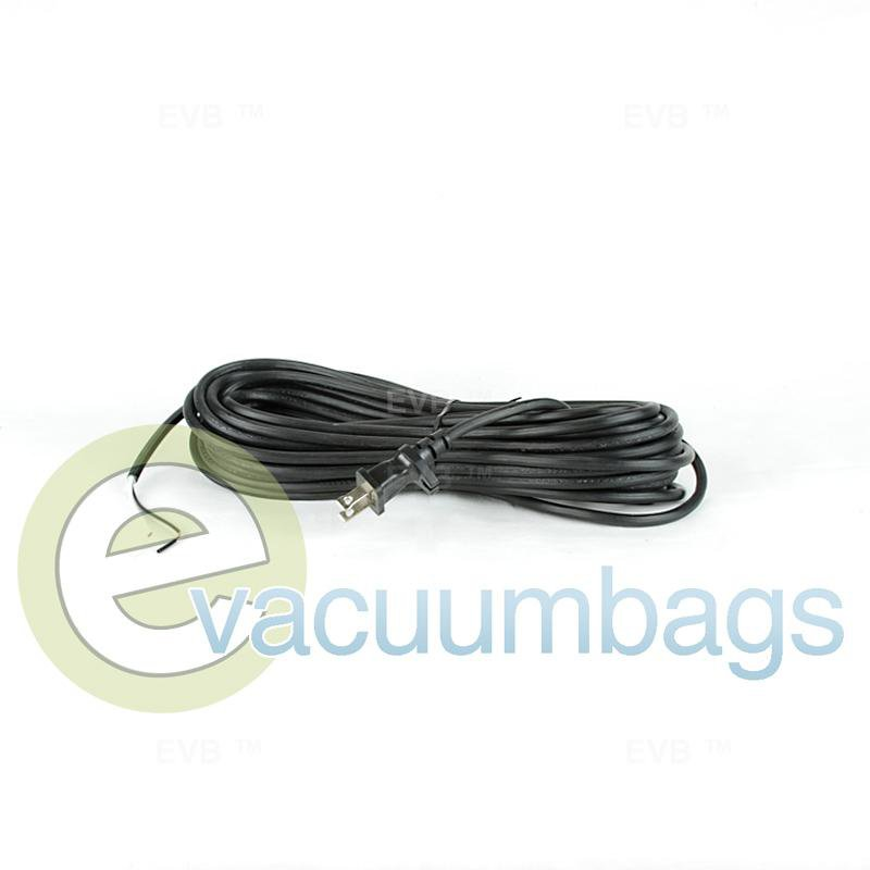 Fit All 50' 17-2 Wire Male Plug Vacuum Power Cord 1 pc.  32-5424-61 32-5424-61