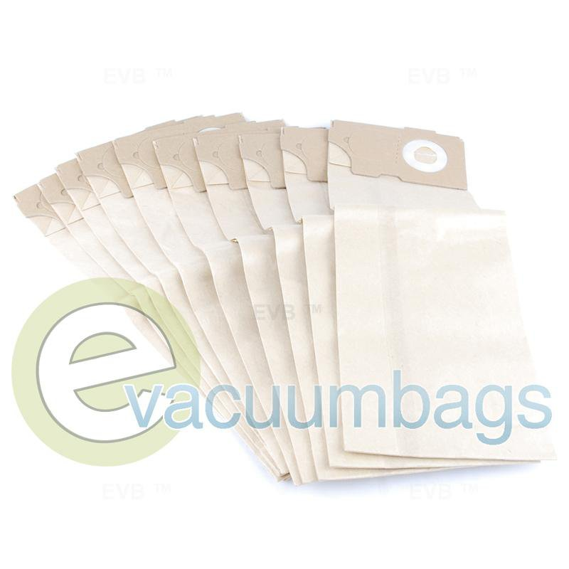 Windsor Versamatic Upright Paper Vacuum Bag 10 Pack  142 52-2420-05
