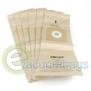 Nilfisk-Advance CarpeTriever 28 Wide Area Genuine Paper Vacuum Bags, 6 Pack #56330690