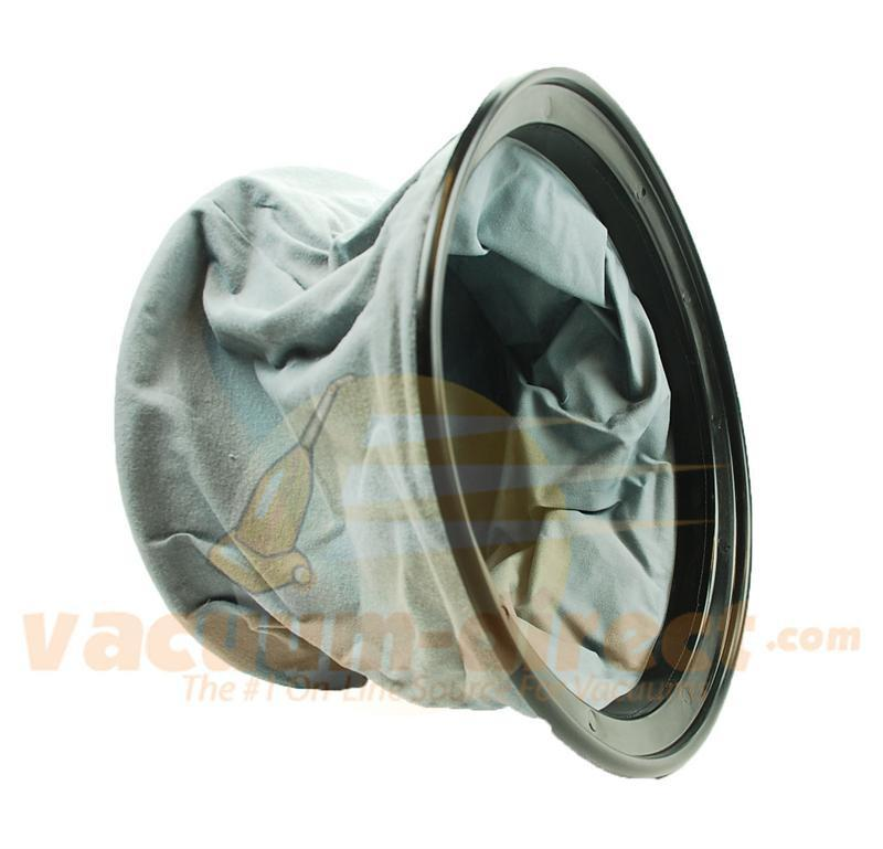 Clarke SS-15 Commercial 60709A Cloth Filter Vacuum Bag Assembly