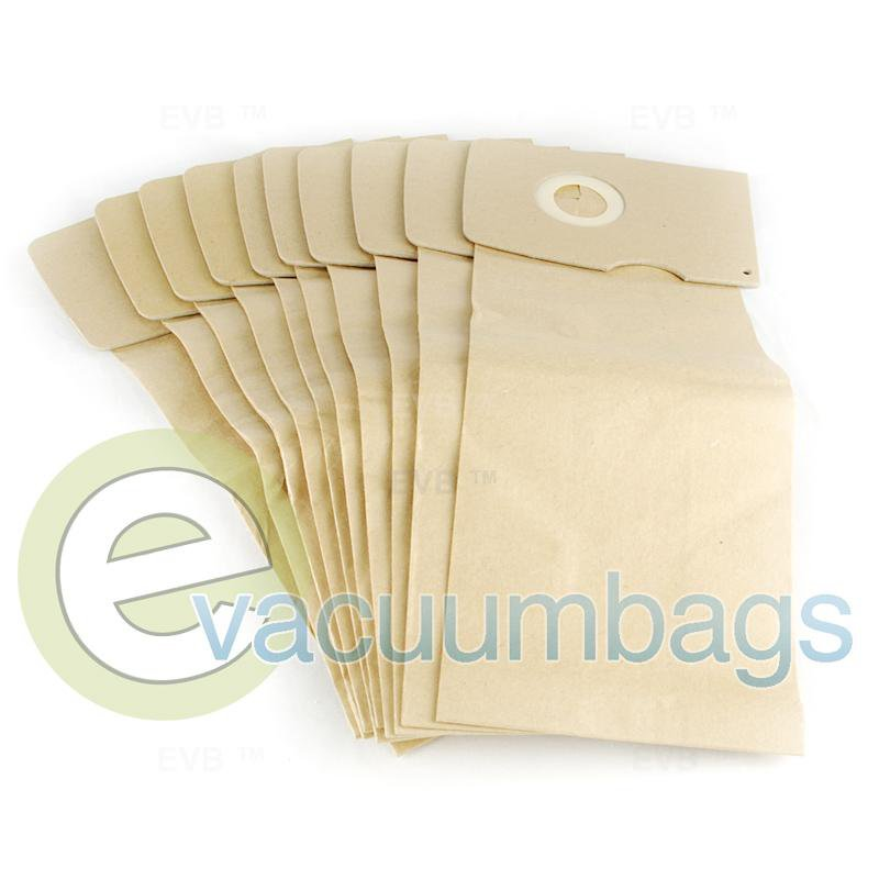 Pacific PUP14 Commercial Paper Vacuum Bags 10 Pack  620601 620601