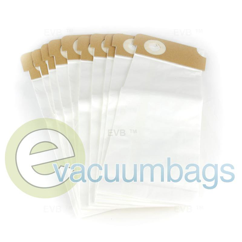 Pacific Steamex Upright Paper Vacuum Bags 10 Pack  640601 640601