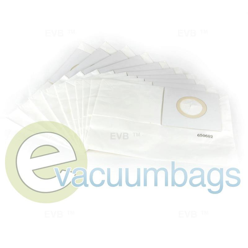 "Pacific 30"" Wide Area Vac Paper Vacuum Bags 10 Pack  650602 650602"