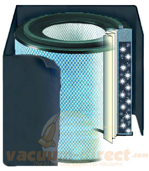 Austin Air HealthMate Jr. Plus Replacement Filter FR250W