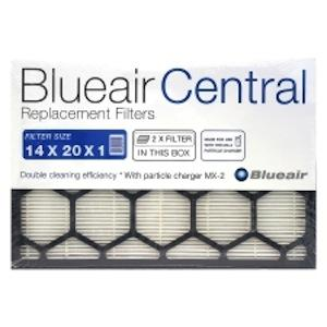 Blueair Central Furnace Filter Starter Kit BCST1420