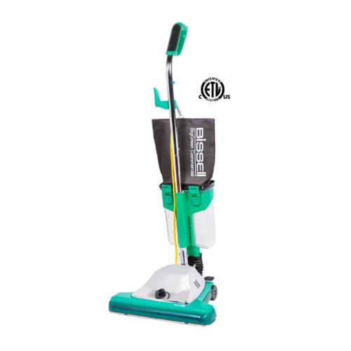 Bissell BigGreen Commercial ProCup BG101DC 12 Upright Vacuum