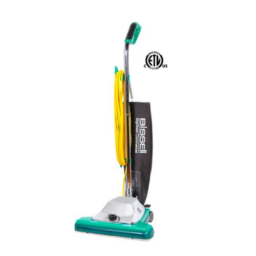 Bissell Commercial DC16 Advanced Filtration Day Clean Upright Vacuum BG107-16HQS BG107-16HQS