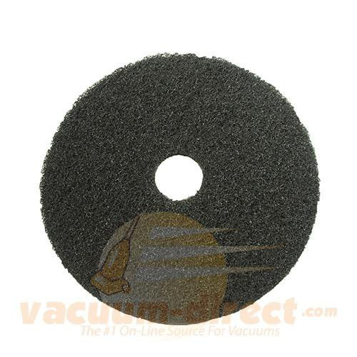 Bissell Commercial 19-inch Black Stripping Pad for Commercial Floor Machines SC19 SC19