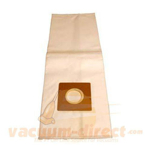 Bissell Commercial High Filtration Paper Bags for BG101H, BG102H, BG107HQS, and BG107-16HQS- 4 Bags
