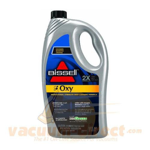 Bissell Commercial Oxy Pro Carpet Shampoo  52 oz 85T61