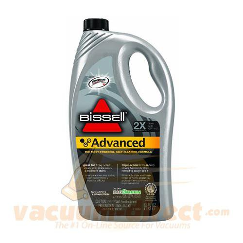 Bissell Commercial Triple Action Advanced Formula Cleaning Solution- 52 oz 49G51