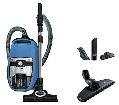 Miele Blizzard CX1 Turbo Team Canister Vacuum 41KCE042USA