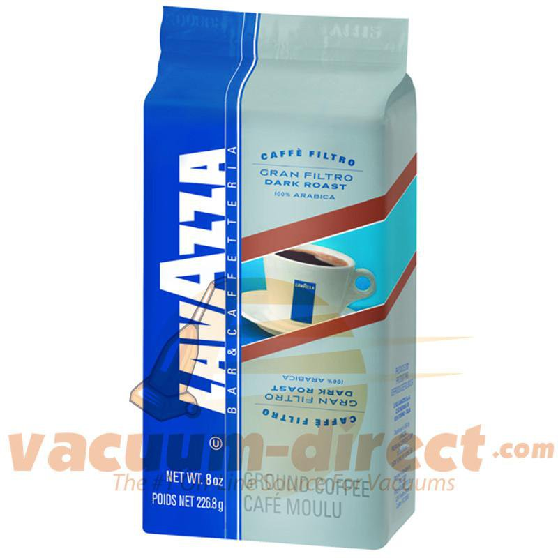 Lavazza Gran Filtro Dark Roast Ground Coffee Brick - 8oz